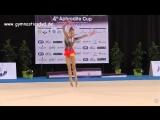 Сабина Бакатова - обруч // Aphrodite cup - Athens, Greece - 16-18.03.2018