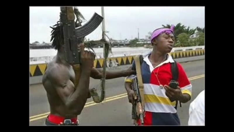 Liberian Revolution / KRS One ft. Marley Marl DJ Scot La Rock - Kill A Rapper