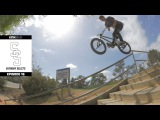 Travis Hughes Welcome To Pro RawBTS Footy - Ep. 16 Kink BMX Saturday Selects  insidebmx