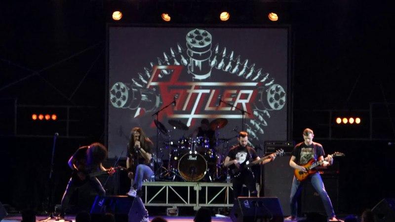 Rattler - Time Has Come (Live at Bingo club, Kiev, 16.03.2018)