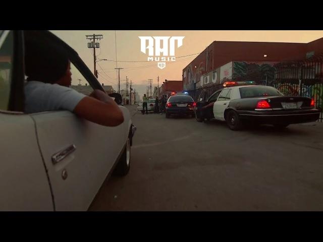 The Notorious B.I.G. ft. 2Pac - Runnin (Izzamuzzic Remix) 24 hours in criminal LA