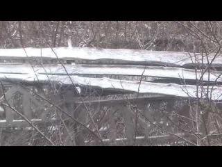 #Симферополь #Крым У нас пошел мелкий снег #зима2018 когда к нам придет настоящая весна #4марта2018