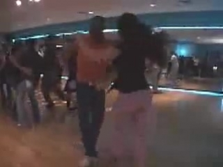 Salsa NY - Shaka Brown and Maria