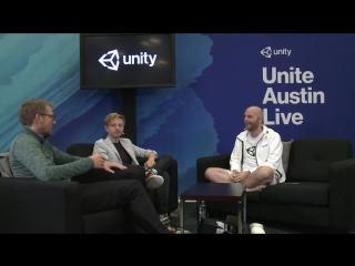 Unity - Unite Austin Live - Day 1 - Unity Solutions: Customer-oriented R&D with Brett Bibby, Unity