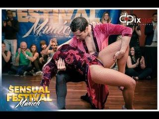 Kiko & Christina - AMOR ETERNO, Dani J (Bachata Show) @ Sensual Festival Munich´18