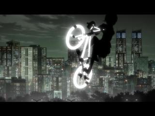 Kaori Mizuhashi (CV: Oshino Ougi) - dark cherry mystery (Owarimonogatari 2nd Season OP3)