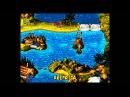 DKC3 SNES 105% 08 World 8 Krematoa CC 1080p@60