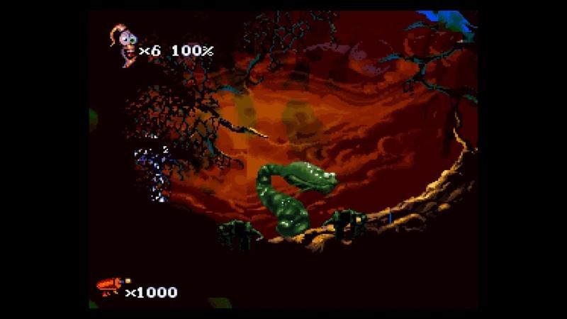 Earthworm Jim 2 Apr 24 1995 early prototype