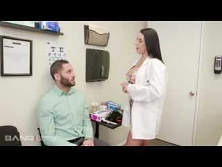 Angela White Is A Hot Doctor That Cures Her Patient's Erectile Dysfunction Bang! Big Ass, Big Butt,