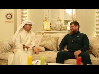 Встреча с председателем совета директоров компании Emaar Properties  Мухаммадом Аль-Аббари.