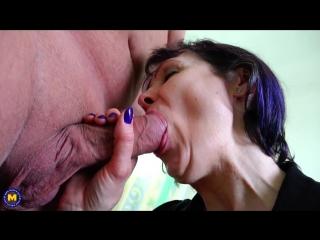 Tigger - milf mature stepmom boobs busty blowjob licking cumshot booty минет секс порно куннилингус
