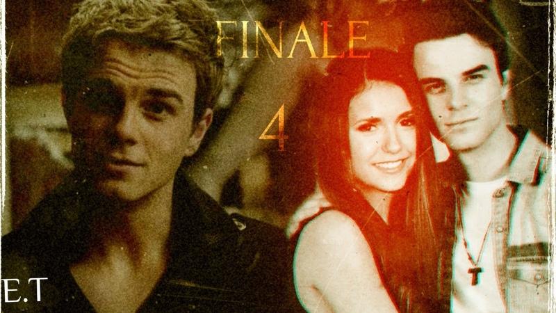 ● Kol and Elena ( Elijah, Katherine)    Лишь до утра [FINALE]