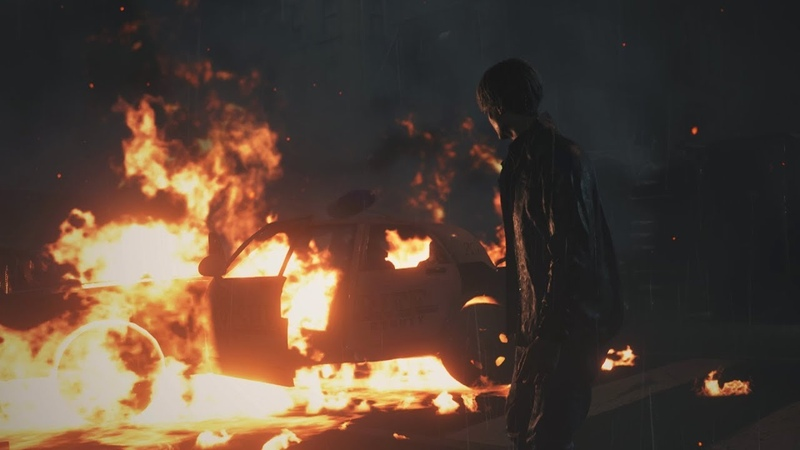 Ярик Бачок Потик (отрывок переИГРЫш 70 - Resident Evil 2)