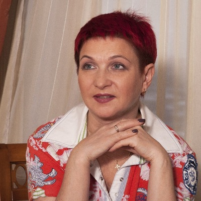 Лариса Комогорцева