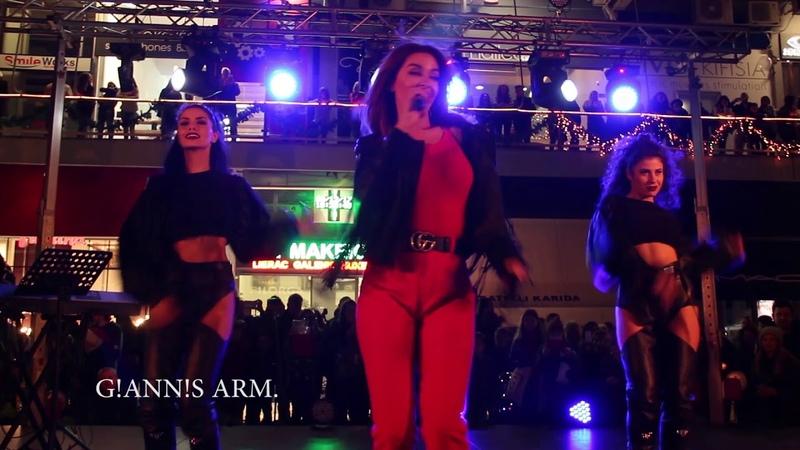 Ελένη Φουρέιρα Τι Κοιτάς Eleni Foureira Ti Koitas LIVE 9 12 17