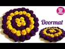 DIY- Doormate/ Best out of waste /Old saree reuse /How to make Doormat mimaeasyartdesign