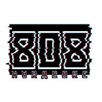 Логотип 808hardcore
