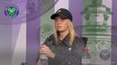Elina Svitolina | Semi-Final Press Conference | Wimbledon 2019