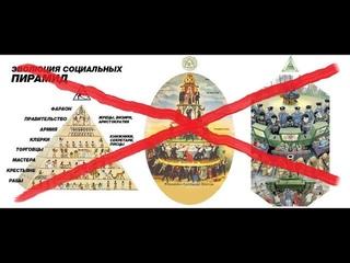 Властная пирамида общины или Настоящая причина краха СССР