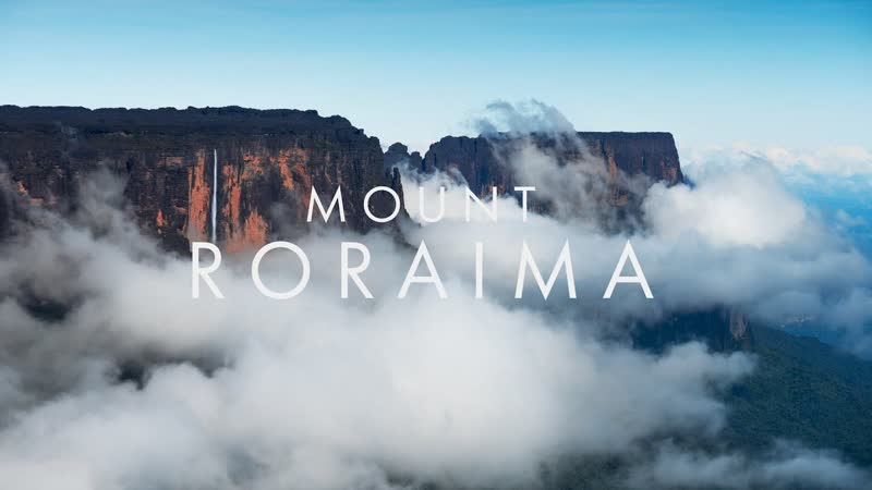 MOUNT RORAIMA - Heaven On Earth © Morten Rustad