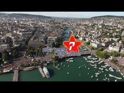 Pan Pot @ Zurich Street Parade 2018 BE смотреть онлайн без регистрации