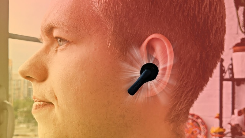 Bluetooth наушники с автономностью 30 дней! Полный обзор PaMu Slide