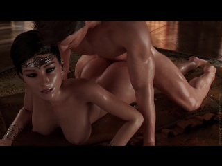 """крутой порно мульт с сюжетом """"Bloodlust Cerene"""" часть 1"""