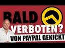 Juristen gegen IB Verbot Heiko Schrang gebannt Oma gegen Rechts von Flüchtling ermordet