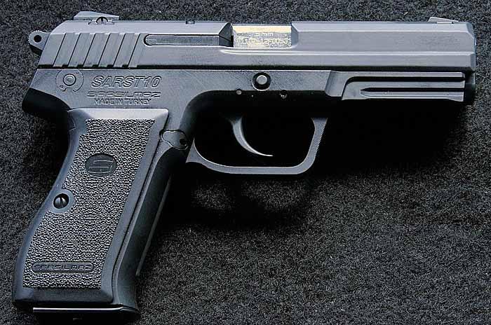 Пистолет Sarsilmaz ST10, Турция, изображение №2