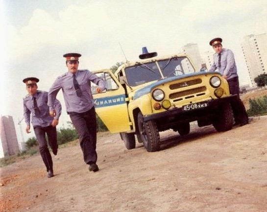 Милиция СССР: какой она была