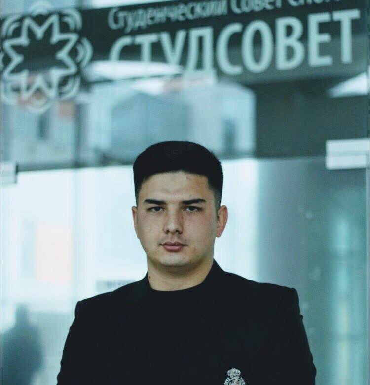 Шахабов Бадриддин
