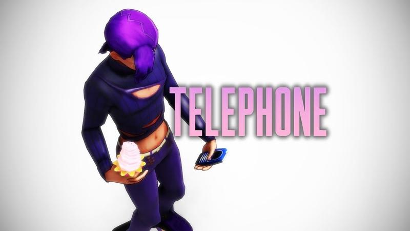 【JoJo MMD】Doppio Diavolo - Telephone.