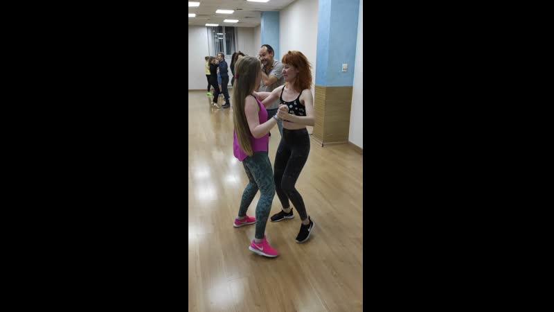 Dancing Bachata with Ulya 🐾😻