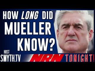 NRN Tonight 3/27/19 #BREAKING Jussie Smollett $408K Bribe - #MuellerReport Exoneration @BrianPSmyth