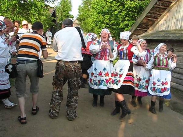 Полька-бабачка - Polka-babachka (Polka-butterfly)