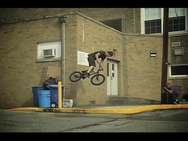 Chase Dehart Mosh 2008 insidebmx