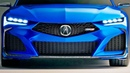 Acura TYPE S concept – Precision Crafted Performance