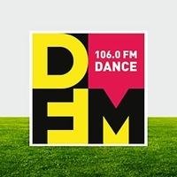 Логотип РАДИО DFM 106.0 - КРАСНОДАР (РАДИО ДИ FM)