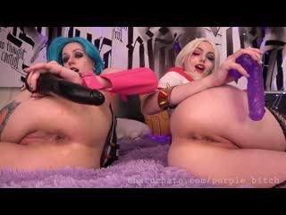 Harley fucks jinxs ass - porn секс, sex, анал, русское порно, минет, домашнее, любительское