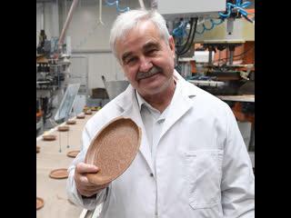 Съедобные тарелки из Польши