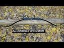 Лук Junxing F179 CUSTOM первый обзор