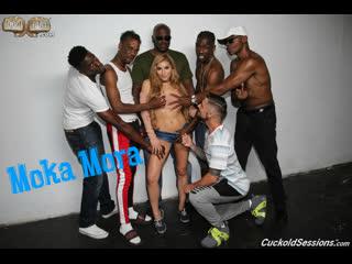 Moka mora 💖 interracial 💕 cuckoldsessions 💘 dogfart ♠ hd 720