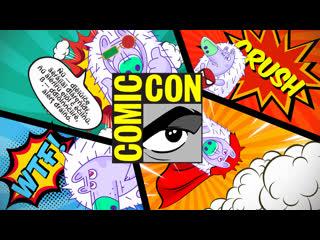 Итоги comic-con: новые фильмы, сериалы и косплейщики