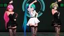 Танец Вокалоидов - Аниме клип