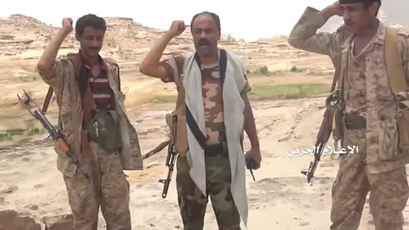 Хуситы отбивают атаку хадистов в районе Рабуа на границе с Асиром