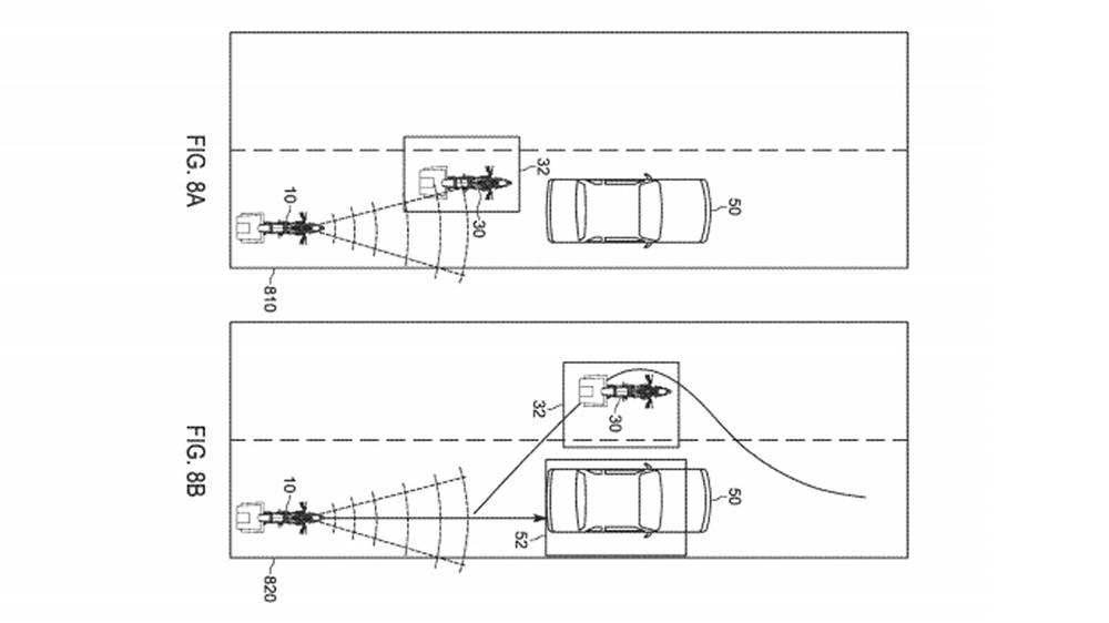 Компания Harley-Davidson патентует адаптивный круиз-контроль