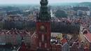 Piękne Miasto Gdańsk w 2019r z drona w 4k