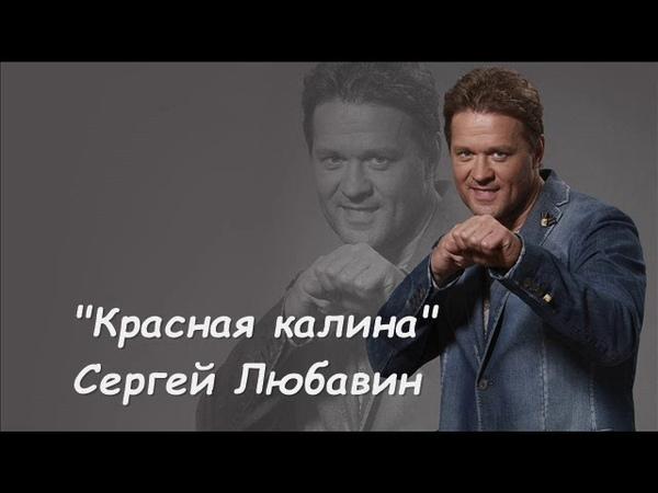 Сергей Любавин - Красная калина