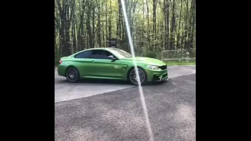 BMW М4 F82