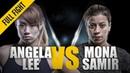 ONE: Angela Lee vs. Mona Samir | September 2015 | FULL FIGHT